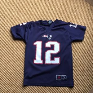Tom Brady jersey in great condition!